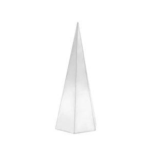 Lampada in polietilene per outdoor modello Diamante